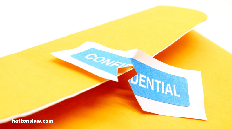 Breach of confidentiality by employer