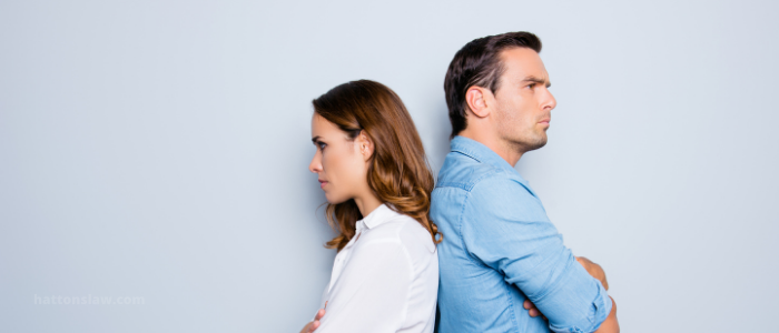 Grounds for divorce - when you can legally start divorce proceedings?