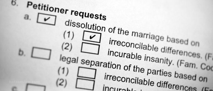 Reasons for divorce and when they can be used - grounds for divorce